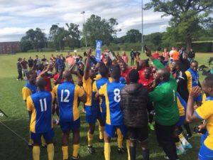 National Christian Football Festival Celebration