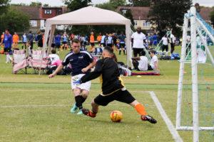 London Churches Football Tournament
