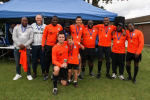 Ambassadors Football London Churches Football Tournament